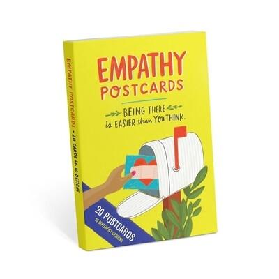 Empathy postcards