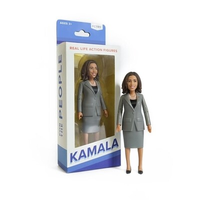 Kamala Harris Action Figure