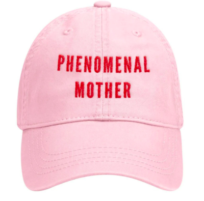 Phenomenal mother hat