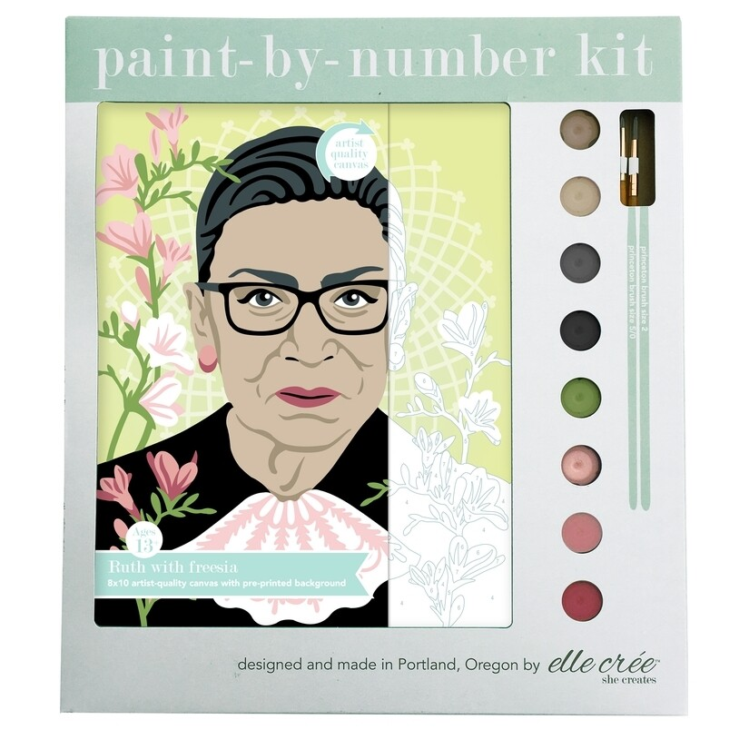 RBG Paint by Numbers