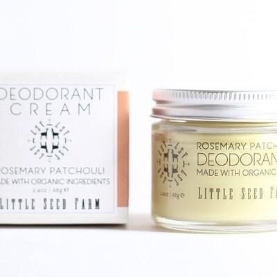 Rosemary Patchouli Deodorant