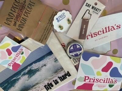 Priscilla's Presents - Subscription Boxes