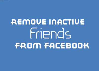 List of Inactive/Non-Engagers & Removal Of Inactive Friends