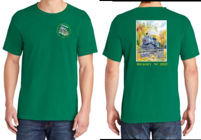 Southern Green T-Shirt