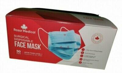 Cardinal Health Level 1 Medical Grade Surgical Mask