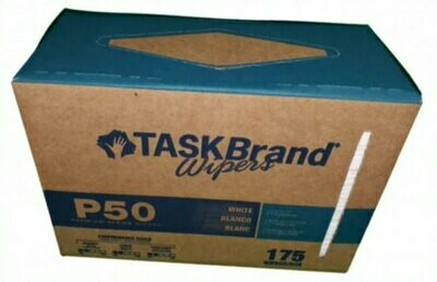 P50 Task Brand Wipers