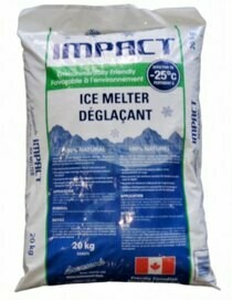 Impact Ice Melt