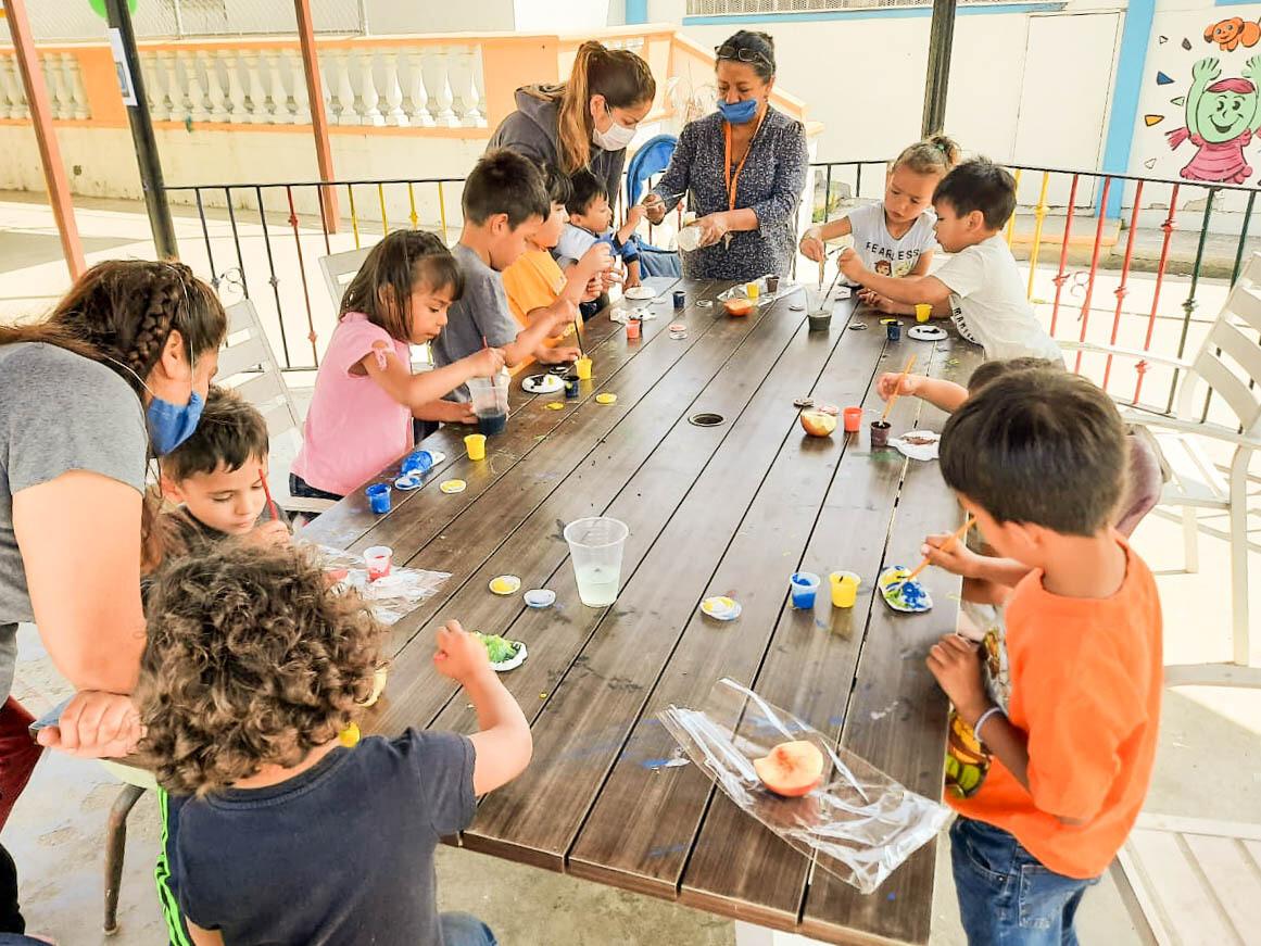 Provide Family Enrichment Activities