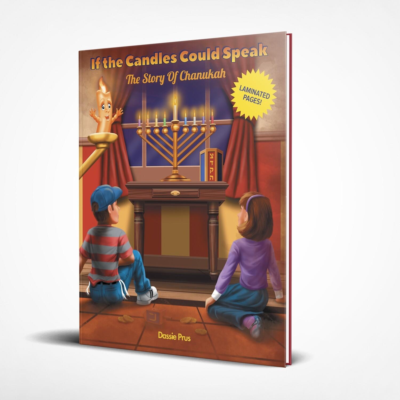 Chanukah Medium Size Book