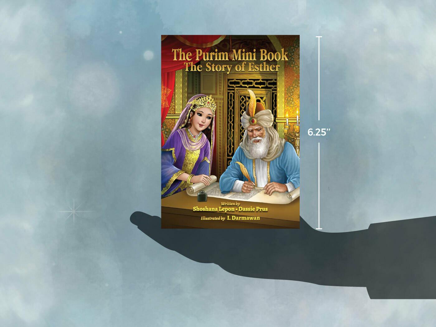 PURIM mini BOOKlet