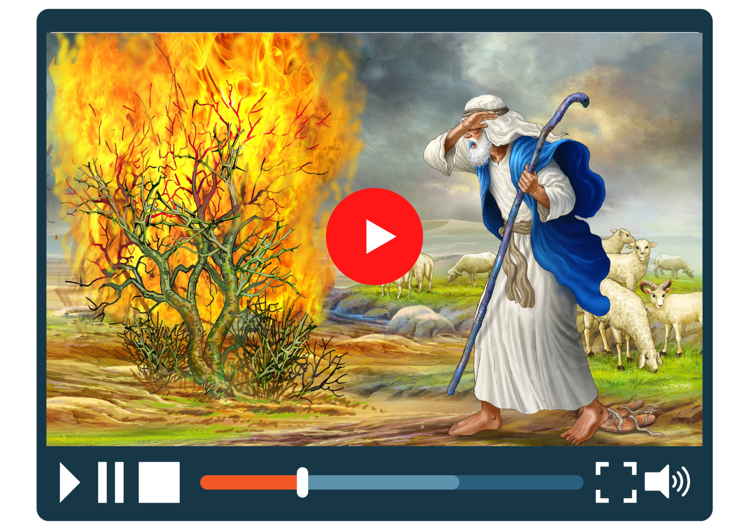 Passover Animated Video