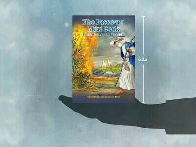PASSOVER mini BOOKlet