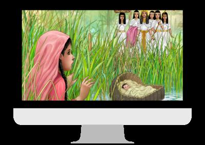 Virtual Passover Story