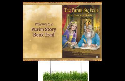 Purim Story Walk