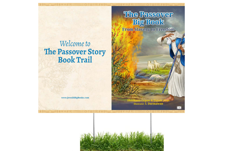 Passover Story Walk