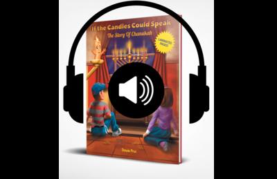 Chanukah Book Audio