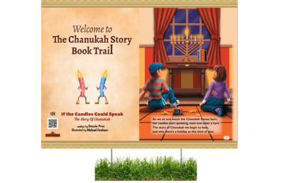 Chanukah Story Walk
