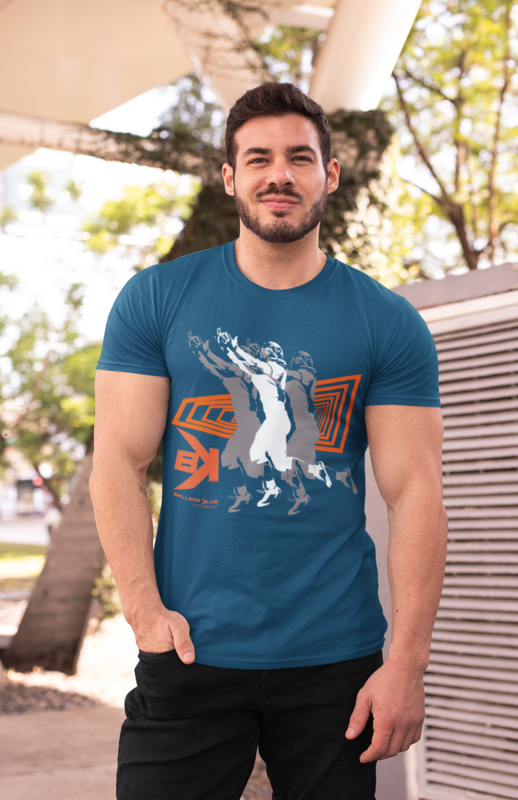Ballerz Klub Football Quarterback T-Shirt