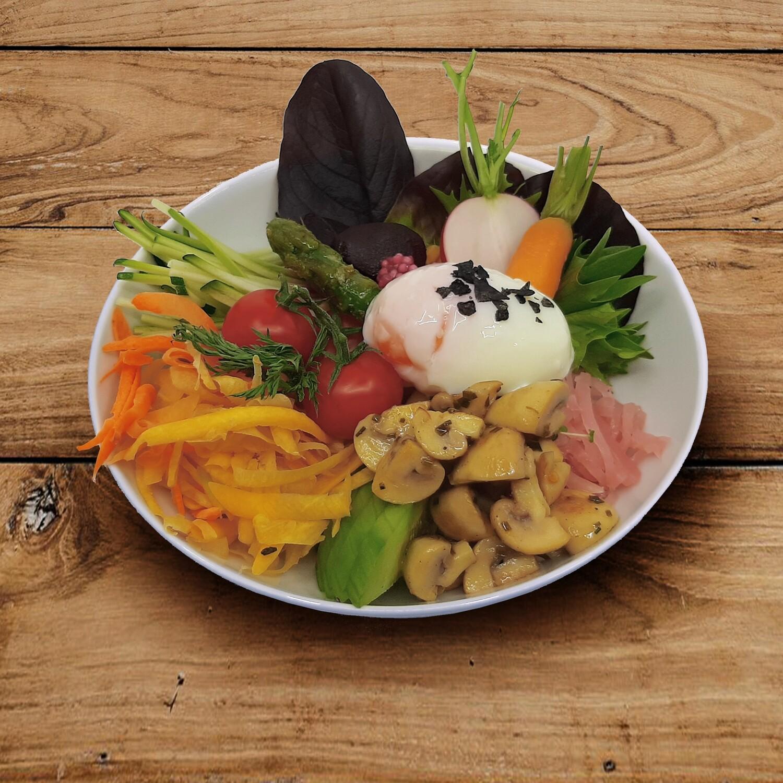 Swiss Bowl, Onsen Ei
