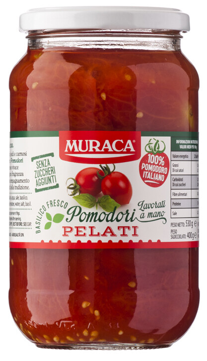 Muraca Pelati Pomodori handgeschält