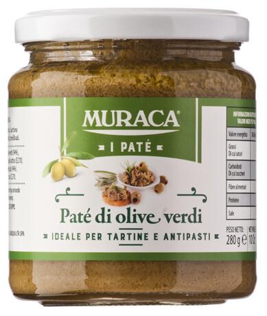 Muraca Paté di Olive verdi