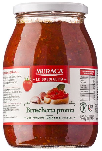 Muraca Bruschetta pronta
