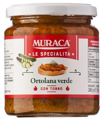 Muraca Ortolana Verde mit Thunfisch