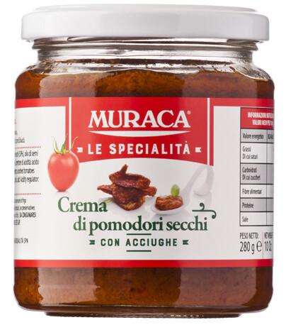 Muraca Crema di pomodori secchi mit Sardellen