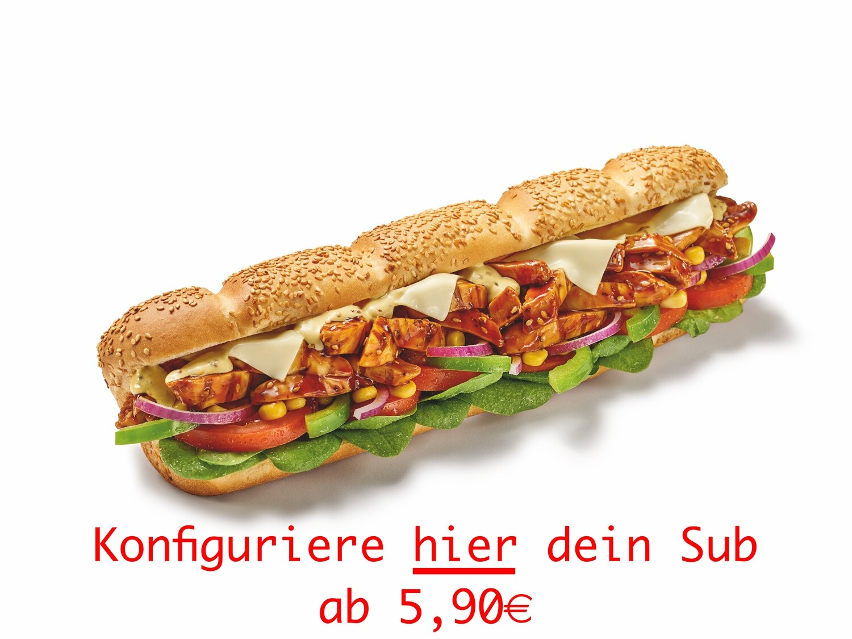 30cm Sandwich