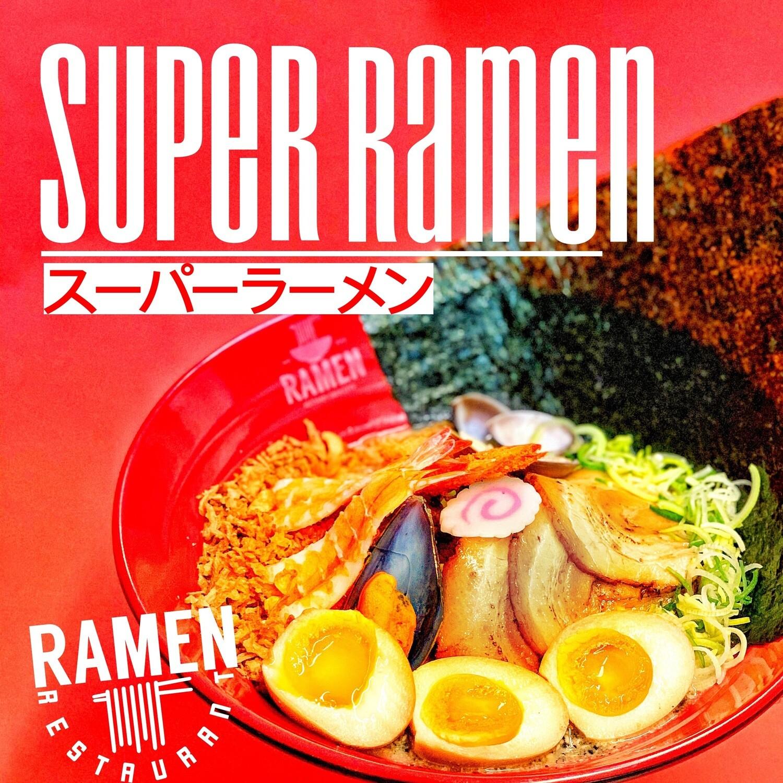 SUPER RAMEN         r#10