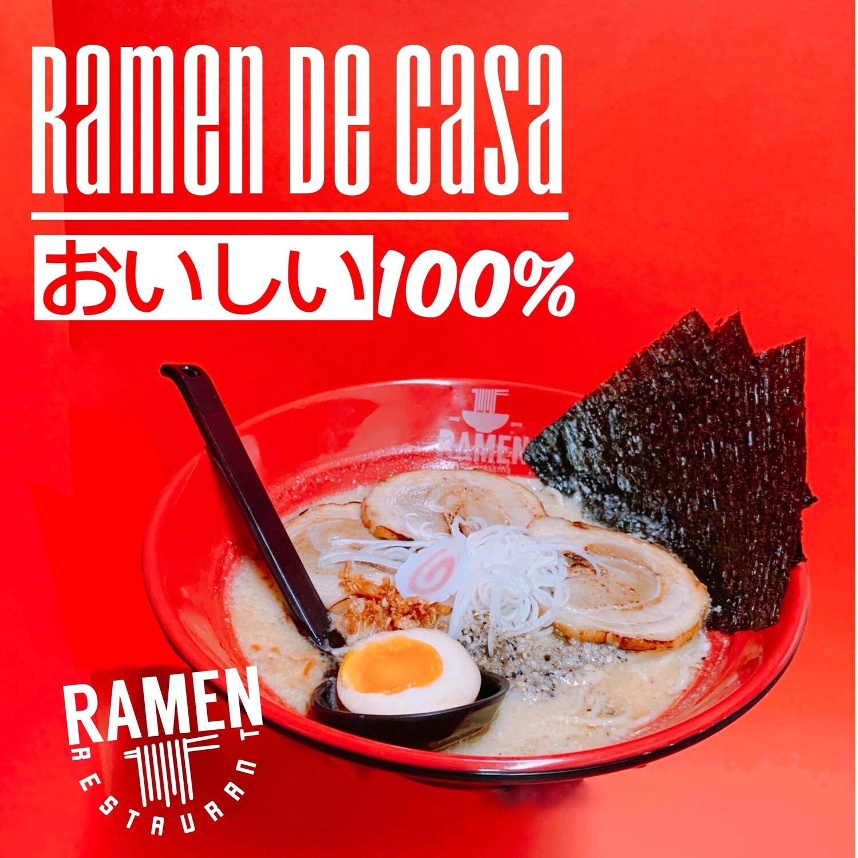 RAMEN DE LA CASA        r#1