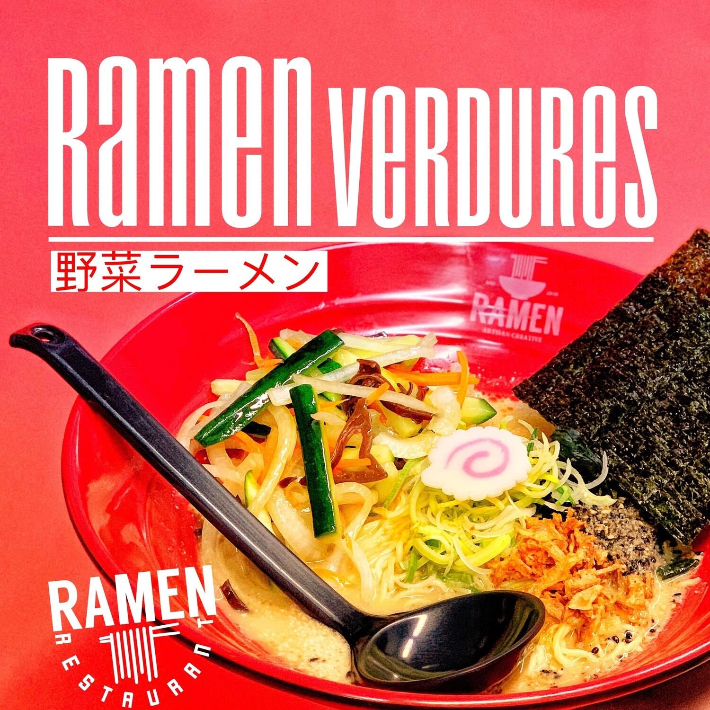 RAMEN VERDURES         r#7