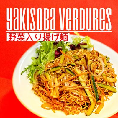YAKISOBA VERDURES