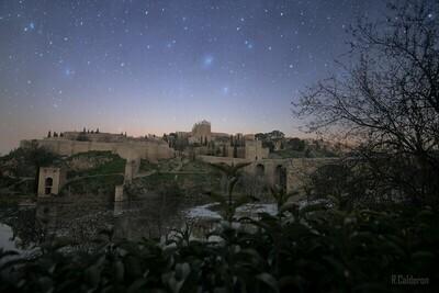 Ruta Nocturna Toledo 19:00 Zocodover