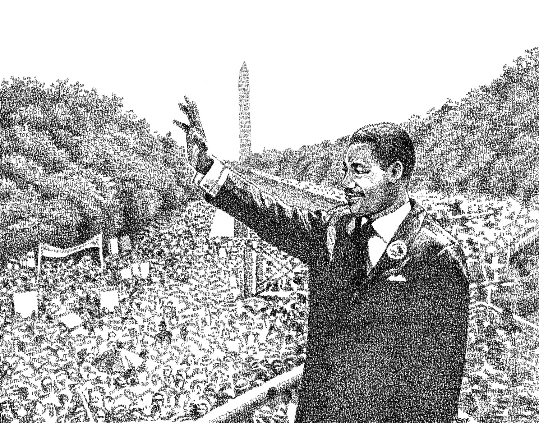 Dr. Martin Luther King Jr. - Signed 11