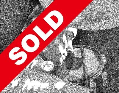 (SOLD!) - Neil Ellwood Peart  - ORIGINAL Signed 11