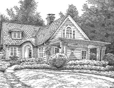 Our House - ORIGINAL Signed 11