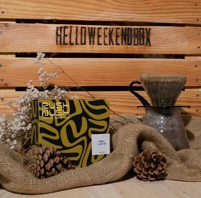 RUSH RUSH koffie 250G