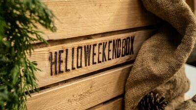 HELLO WEEKENDBOX - HOUTEN KRAT