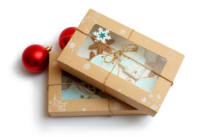 Christmas Cookie Gift Box-19.99