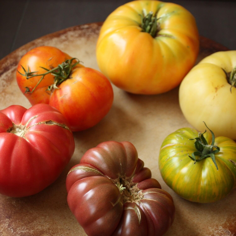 Seeds (separate varieties)