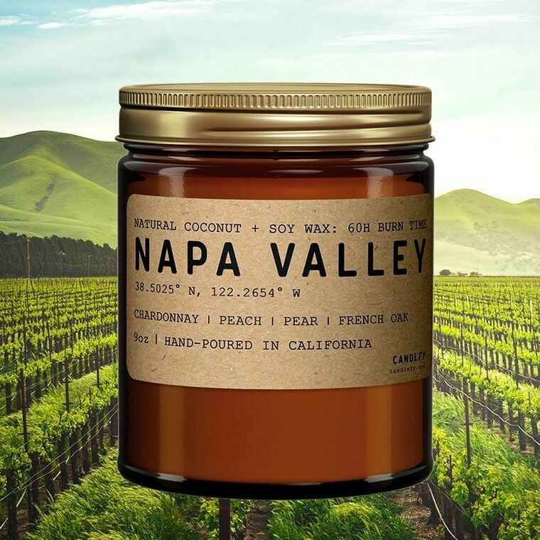 Napa Valley Candle