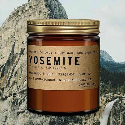 Yosemite Candle