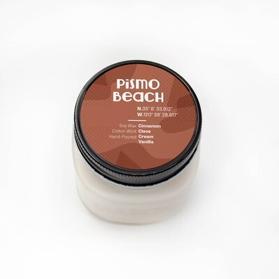 Pismo Beach Candle