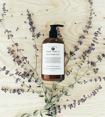 Pacific Lavender Lotion