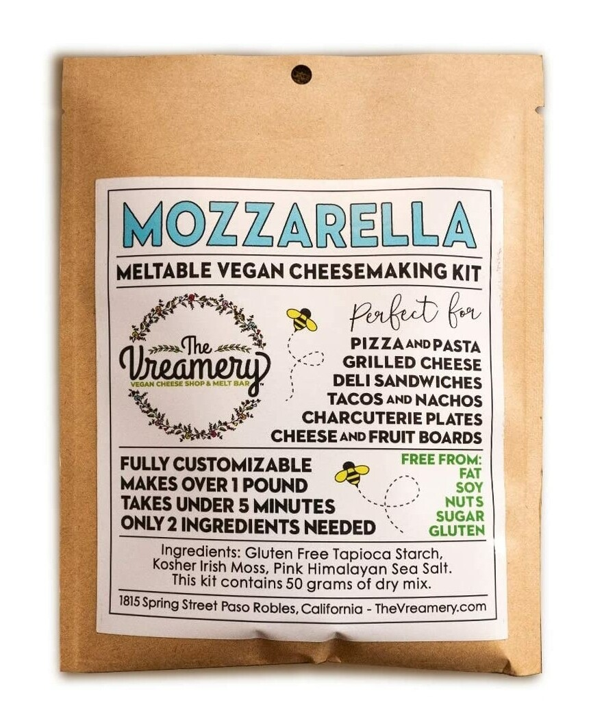 Mozzarella Vegan Cheesemaking Kit