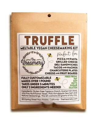 Truffle Vegan Cheesemaking Kit