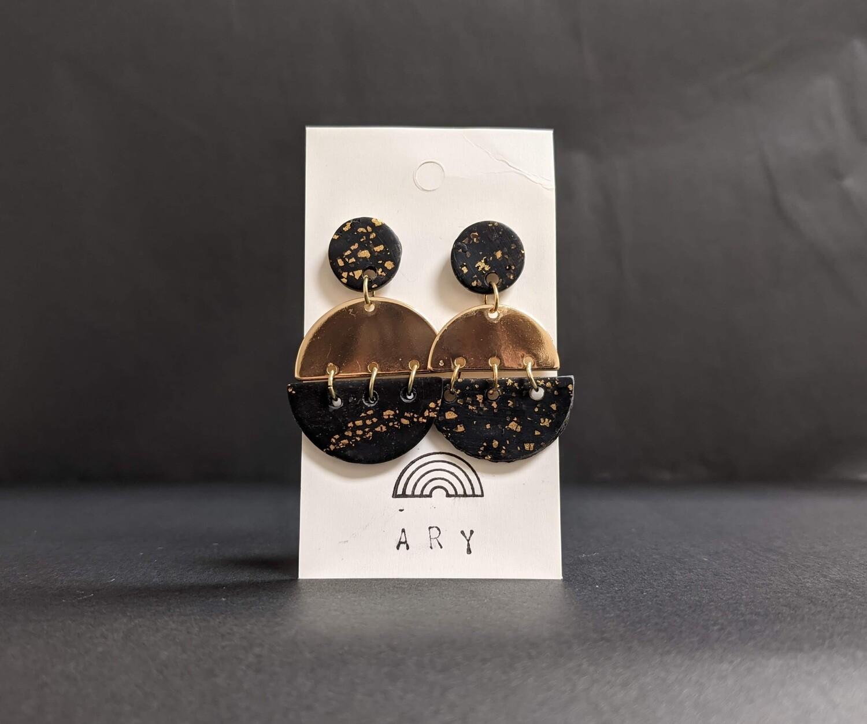 Midnight Earrings