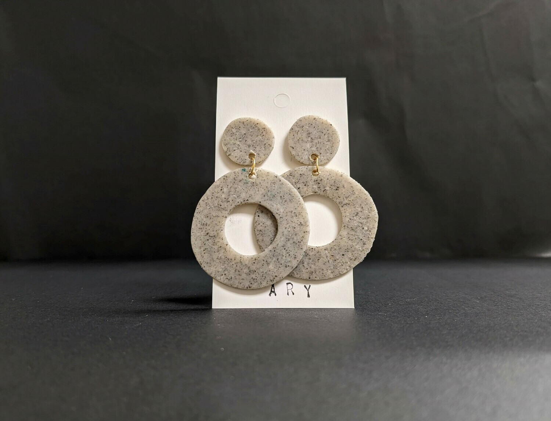 Granite Hollow Earrings