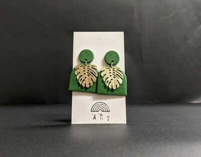 Plant Baby Earrings